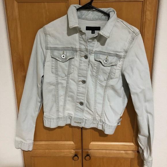 Uniqlo Jackets Coats Womens Jean Jacket X Small Poshmark